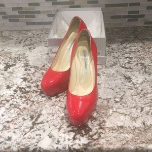 Brian Atwood HOT Red Pumps